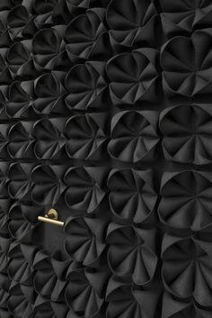 Wool felt decorative acoustical panels DANI | Wool felt decorative acoustical panels - @akqdesign