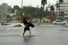 12/30/2014 - Montevideo, Uruguay suffers its worst flooding in more than 50 years.