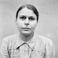 Camp guard  Gertrude Feist: sentenced to five years imprisonment.