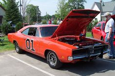 69 Dodge Charger General Lee  | Car photo
