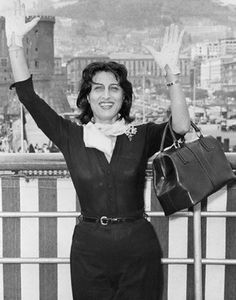 Anna Magnani   (1957)