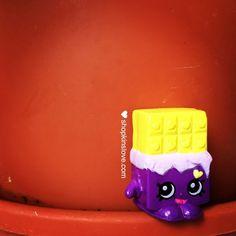 Cheeky Chocolate  #shopkins #shopkinslove #spkfan #cheekychocolate  Please follow @shopkinsmagazine!