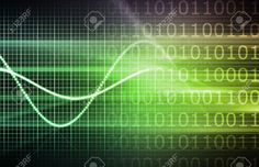 Information Technology Data Network As A Abstract Stock Photo ...