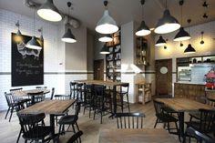 Restaurant Interior Design