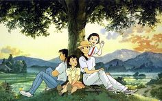 Only Yesterday (Studio Ghibli) -  I discovered this film completely by accident in a bootleg collection of studio Ghibli films. It's the story of a woman who takes a weeklong vacation to a farm and rediscovers herself. Absolutely amazing storytelling.