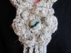 Chimenea chimenea con flor desmontable bufanda Infinity