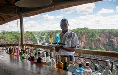 The Lookout Café, Victoria Falls, Zimbabwe