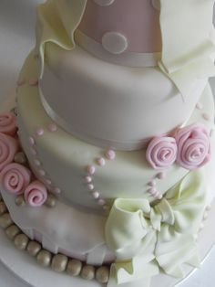 Candy cake by Cotton and Crumbs, via Flickr