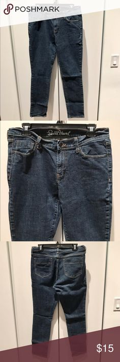 Old Navy Sweetheart Skinny Jeans, Size 10 Old Navy Sweetheart Skinny Jeans, Size 10 Old Navy Jeans Skinny
