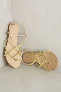 Guilhermina Tamar Sandals - anthropologie.com #anthroregistry