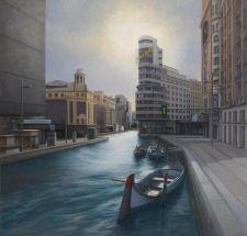 Canal Callao. Alberto Morago