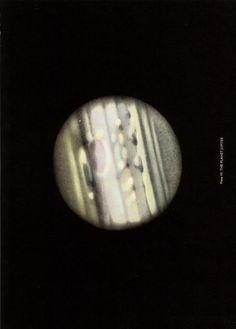 Jupiter, Larousse Encyclopaedia of Astronomy, Lucien Rudaux & Gerard DeVaucouleurs, 1962.