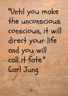 An all time favourite from Carl Jung