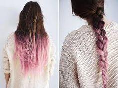 degradado rosa cabello - Buscar con Google
