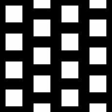 Black Fabric | Woven Monkey