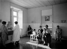 Tutoria da Infância, Lisboa, Portugal  Instalações da Tutoria Central da Infância de Lisboa na Rua da Bela Vista à Graça. Fotografia sem data. Produzida durante a actividade do Estúdio Mário Novais: 1933-1983.