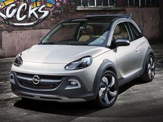2013 Opel Adam Rocks