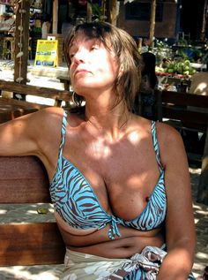 Oops bikini lisa gormley
