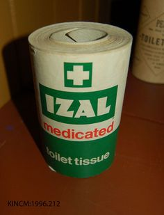 Who remembers this ? - more like tracing paper than toilet tissue. You would normally find this in places like schools, hospitals and public toilets.