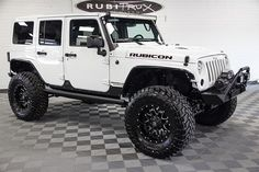 Custom Jeep Wranglers For Sale | RubiTrux Jeep Conversions | AEV ...