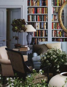 45 Classic Library Design Ideas