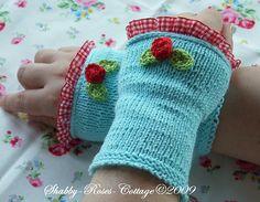 Wristlets by ShabbyRosesCottage