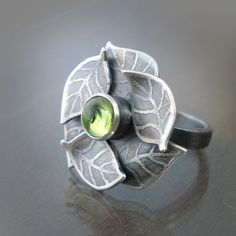 Sterling silver Ring...pinned by ♥ wootandhammy.com, thoughtful jewelry.