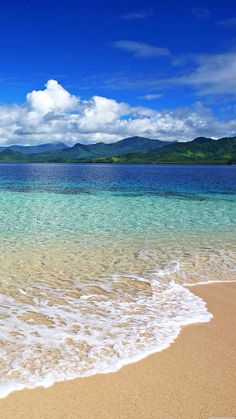 Tropical Beach Wallpaper Pictures In 2019 Beach Wallpaper Ocean Sea And Ocean, Ocean Beach, Beach Bum, Beautiful Ocean, Beautiful Beaches, Beach Pictures, Nature Pictures, Beautiful Pictures, Beach Photography