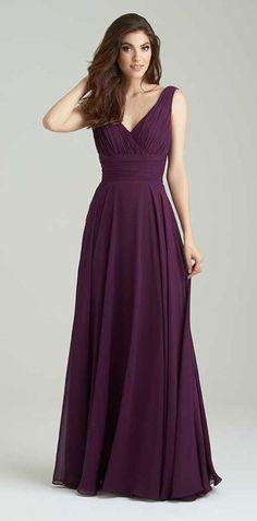Purple Bridesmaid Dresses to Shop Now | TheKnot.com