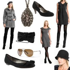Nifty Thrifty Owl: Mad Men Style
