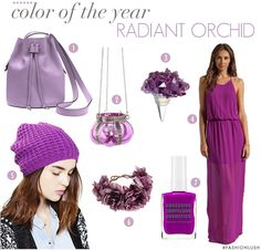 ++ Radiant Orchid faves <3 ++