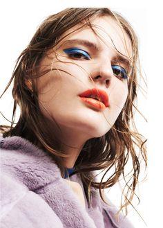 Tilda Lindstam for CR Fashion Book FW 2014.