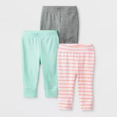 Cute Girl Outfits, Toddler Outfits, Baby Outfits, Baby Girl Pants, Baby Girls, Bright Pants, Cloud Island, Girl Online, Pull On Pants