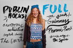 Full Idiomas by TATABI Studio, via Behance