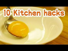 10 Ingenious Kitchen Hacks to Save You Time and Messes - DIY & Crafts