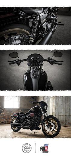 Back alley brawler.   2016 Harley-Davidson Low Rider S