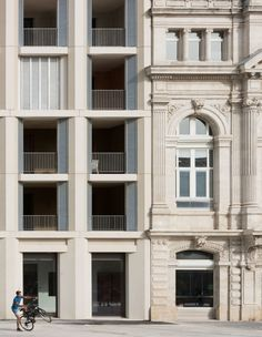La Porte Romaine, Nimes - Foster+Partners