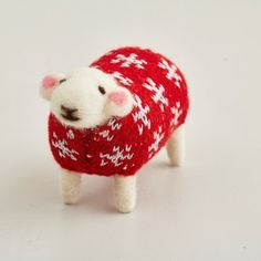 Twinkle, made by Mary Kilvert: http://www.marykilvert.com/product-category/handmade_sheep/