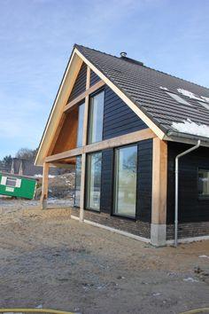 Boerenerven Ommen  Cynthia van den Brom Den, Gazebo, Outdoor Structures, Cabin, House Styles, Home Decor, Deck Gazebo, Cabins, Cottage