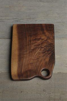19. Black Walnut Cutting Board