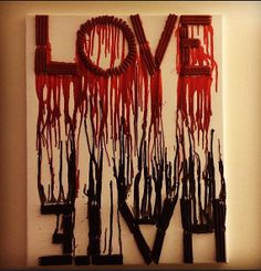 LOVE and HATE....its truly a thin line