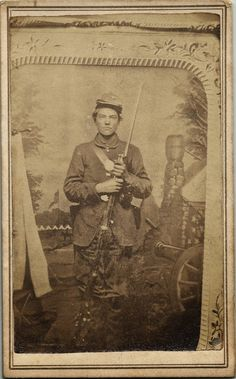 A blog about the men and women of the American Civil War including news about Gettysburg