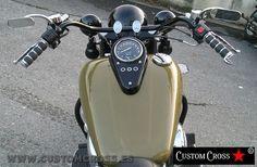 Kawasaki Vulcan 1500 Classic CUSTOM CROSS - 11