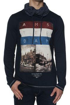 Amsterdam Sweater #lifeisbetterindenim #salsajeans #sweater