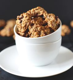 Gluten-Free Vegan Breakfast Cookies from Minimalist Baker