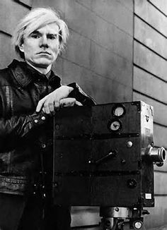 Andy Warhol ㊗️ART AND IDEAS : More At FOSTERGINGER @ Pinterest  ㊙️㊗️