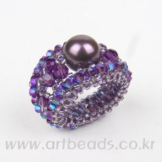 DIY - Art Beads Free tutorial - Complicated diagram