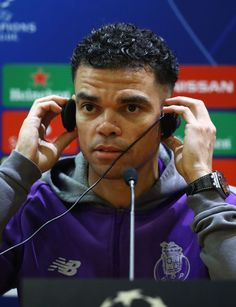 FC Porto press conference and training - Champions League Pepe of Porto at Olimpico Stadium in Rome, Italy on February 2019 (Photo by Matteo Ciambelli/NurPhoto via Getty Images) Fc Porto, Champions League, Conference, February 11, Rome Italy, Portugal, Training, Hs Sports, Work Outs