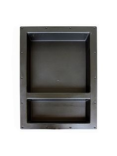 """Large Double Recessed Shower Niche, Ready to Tile, 25"""" x 17"""" x 3.5"""""""