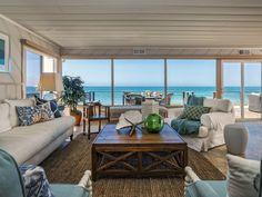 Oceanfront Retreat with Panoramic Views, Ventura CA Single Family Home - Santa Barbara Real Estate